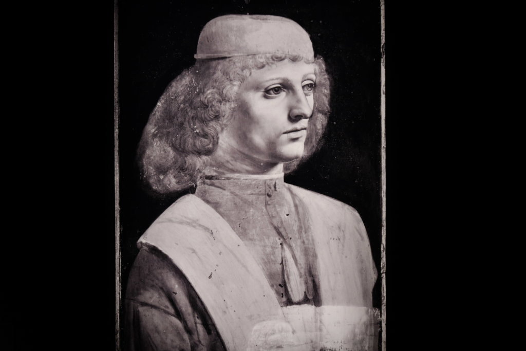 Vue exposition Léonard de Vinci - Louvre - Paris (71)