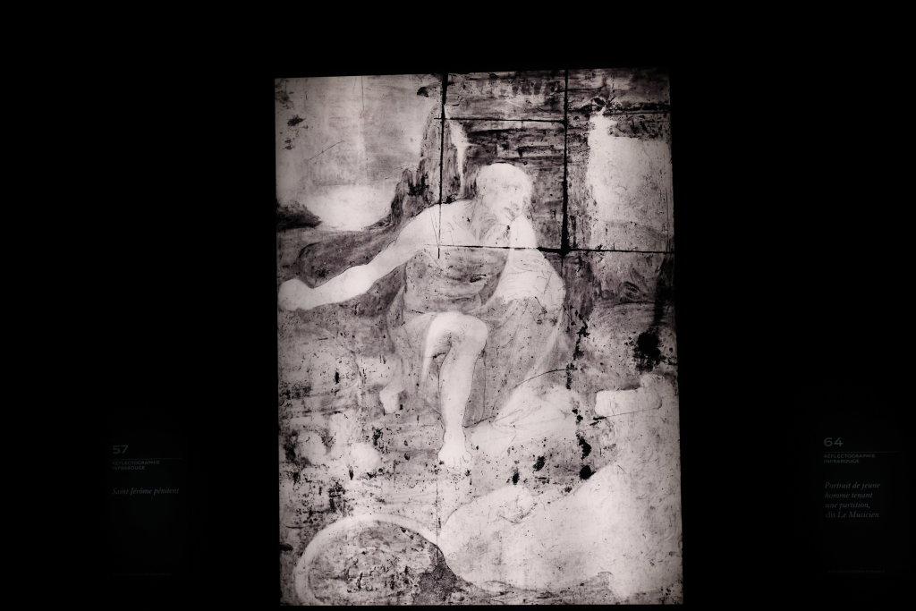 Vue exposition Léonard de Vinci - Louvre - Paris (73)