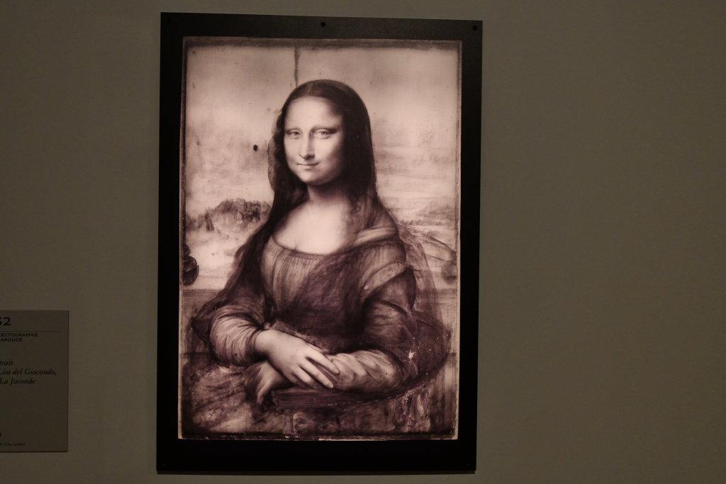 Vue exposition Léonard de Vinci - Louvre - Paris (8)