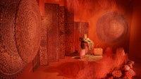 Vues de l'exposition Hermès à tire-d'aile, les mondes de Leïla Menchari au Grand Palais (21)